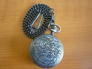 Doctor Who FOB Pocket Watch, prop replica